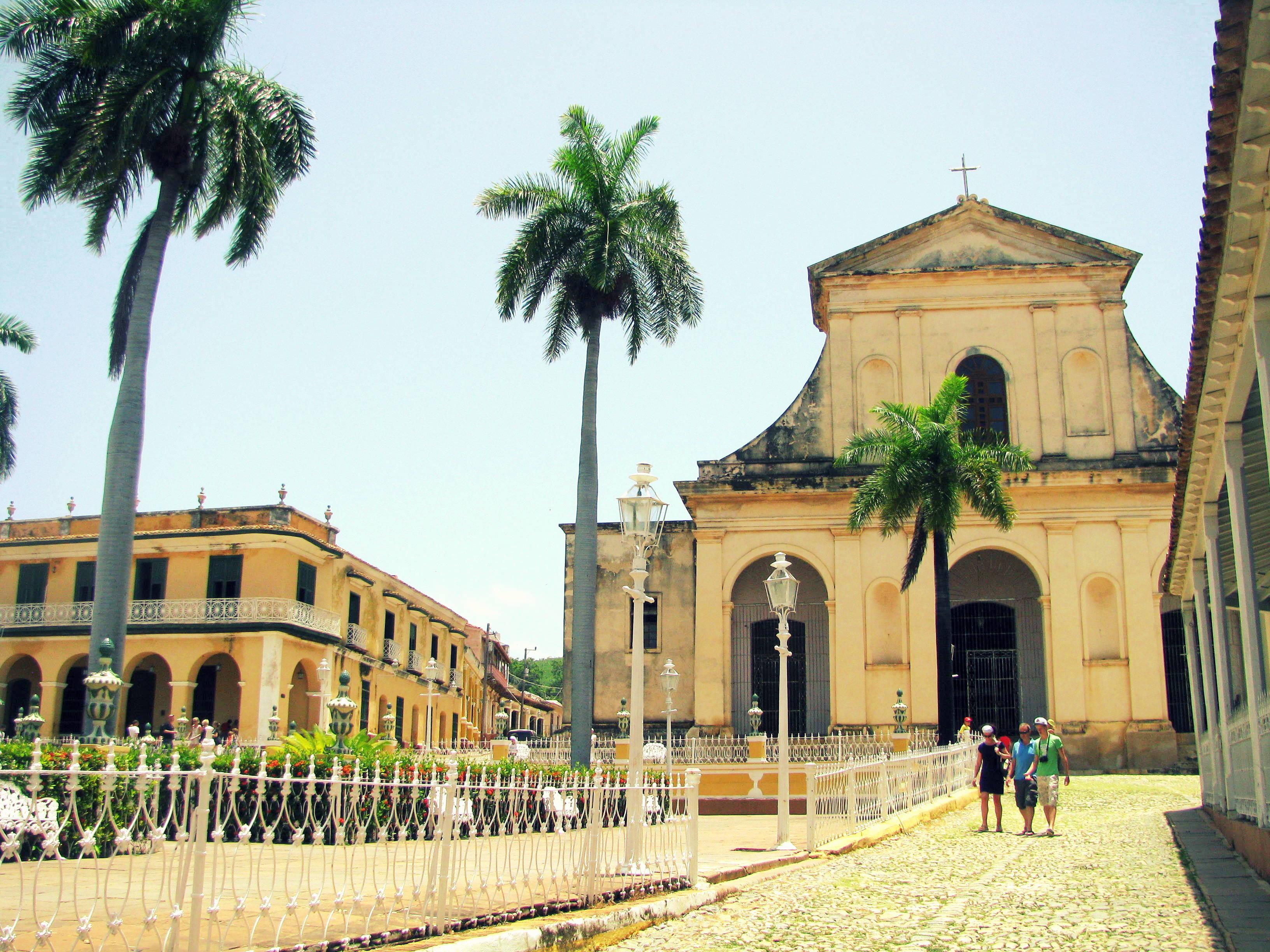 Trinidad, un asentamiento español perfectamente conservado donde los relojes se pararon en el siglo XIX.