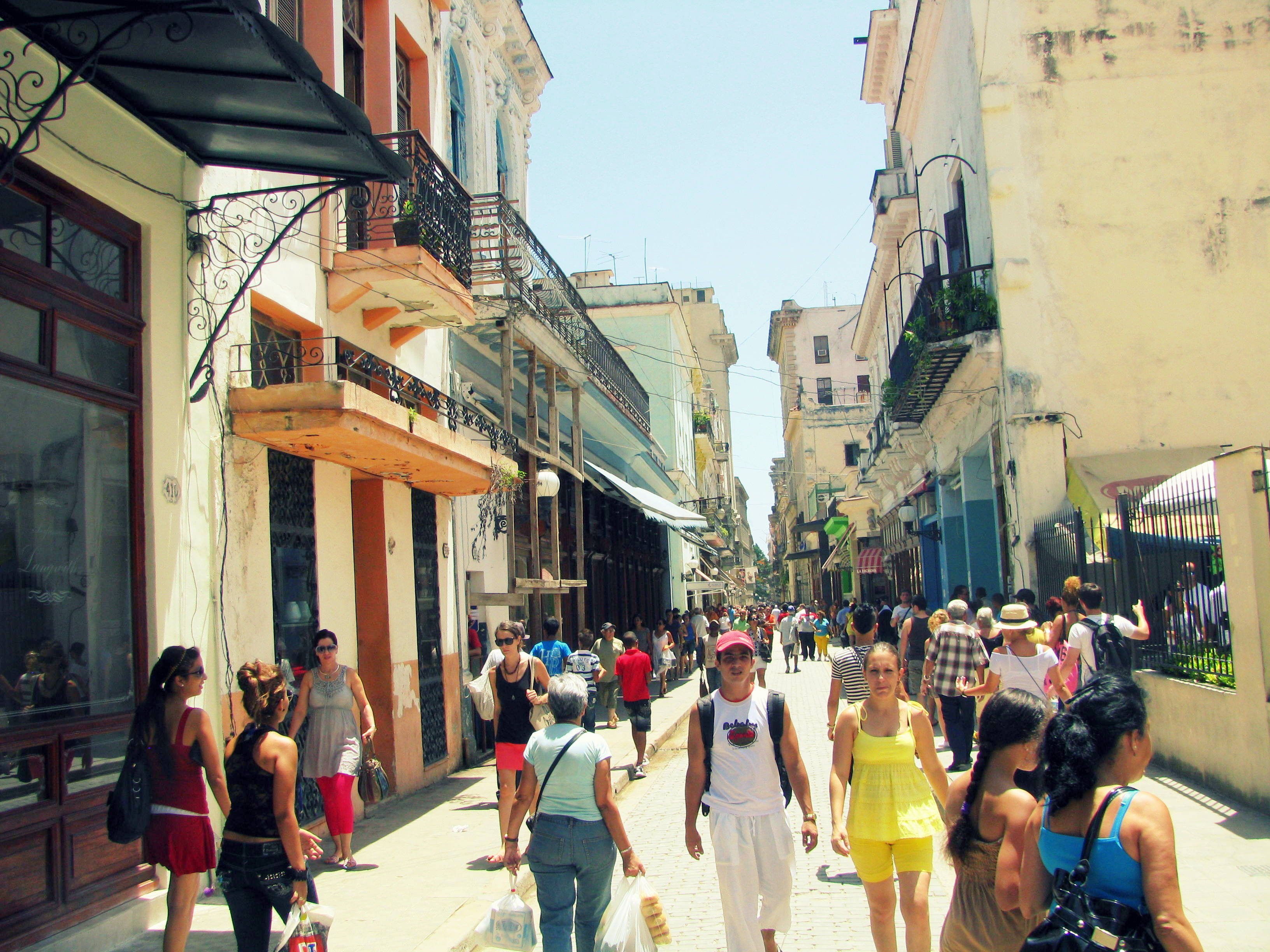During the last year Cuba was visited by over 3 million international tourists.