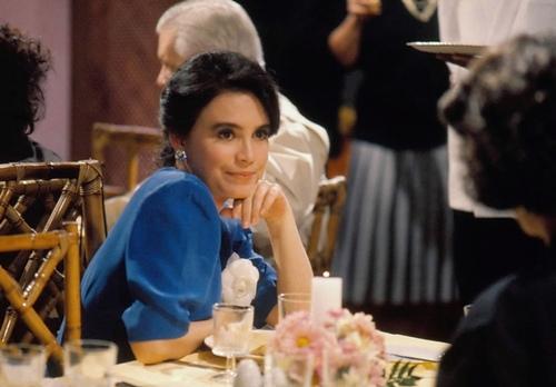 """Regina Duarte, una de las actrices brasileñas más famosas, como Raquel Acioli en la telenovela """"Vale Tudo""""."""