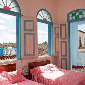 Reasons to visit Cuba. Casa Familia Moretón Sanchez in Remedios, Cuba.